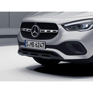 Mercedes-Benz Zierblende, Carbon-Style, vorne, GLA H247