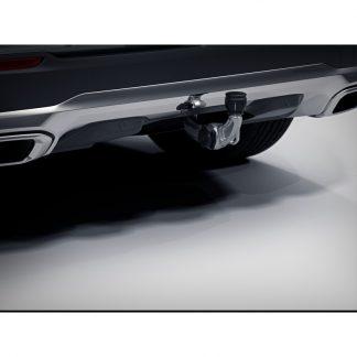 Mercedes-Benz Anhängevorrichtung, vollelektrisch abschwenkbar, ECE
