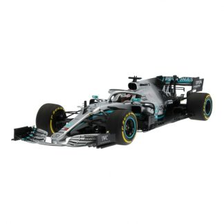 MERCEDES AMG PETRONAS Formula One™ Team, Lewis Hamilton, Saison 2019 Modellauto, Maßstab 1:18