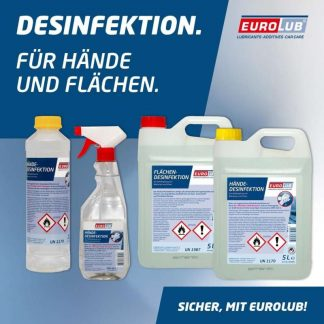 EUROLUB Flächendesinfektion