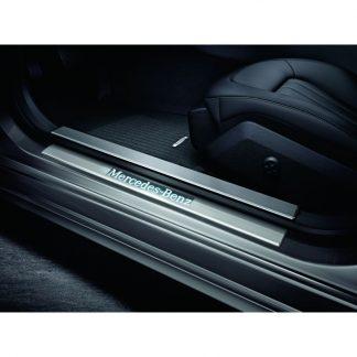 Mercedes-Benz Einstiegsleiste, beleuchtet, vorne, 4-fach, CLS, E-Klasse (6-teilig)