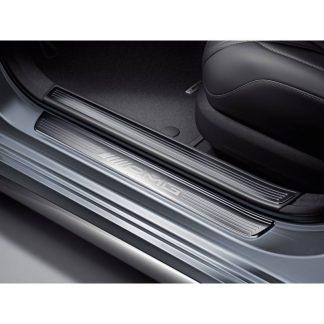 Mercedes-Benz AMG Einstiegsleisten, unbeleuchtet, Satz 4-fach, S-Klasse