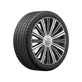 Mercedes-Benz Maybach Winterkompletträder Satz, GLS X167, Mehrspeichen Design, 22 Zoll