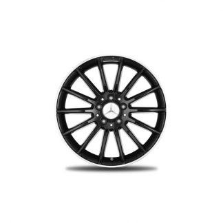 Mercedes-Benz AMG Alufelge, Vielspeichen-Design, 18 Zoll, A-Klasse, B-Klasse, CLA