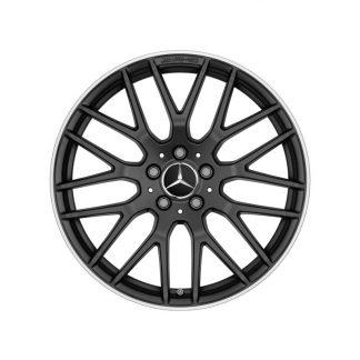 Mercedes-Benz AMG Alufelge, Kreuzspeichen-Design, 19 Zoll, A-Klasse, CLA