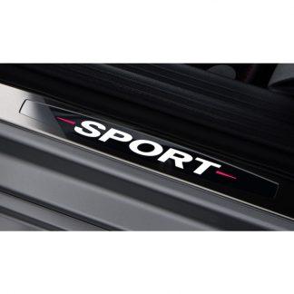 Mercedes-Benz Einstiegsleiste, beleuchtet, A-Klasse, B-Klasse, CLA, GLA