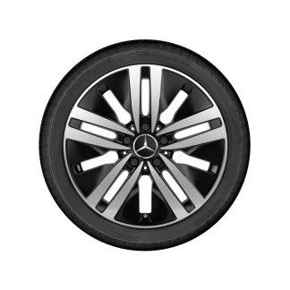 Mercedes-Benz 17 Zoll Alufelge, A-Klasse, B-Klasse, CLA, GLB, 5-Doppelspeichen Design