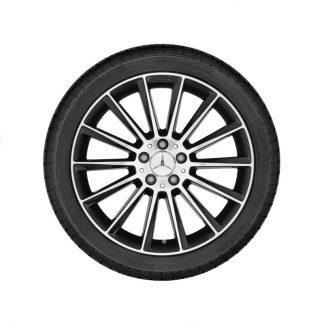 Mercedes-Benz AMG Alufelge, Vielspeichen Design, 19 Zoll, C-Klasse