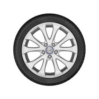 Mercedes-Benz 17 Zoll Alufelge, E-Klasse, 10-Speichen Design