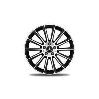 Mercedes-Benz AMG Alufelge, Vielspeichen-Design, 20 Zoll, GLC