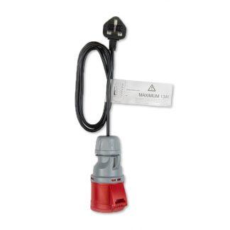 Adapter CEE 32A 3p - Typ G (Großbritanien) NRGkick für Ladekabel