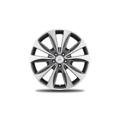 Mercedes-Benz Winterkompletträder Satz, GLS X166, 20 Zoll, 10-Speichen-Design
