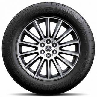 Mercedes-Benz 19 Zoll Alufelge, X-Klasse, Vielspeichen Design