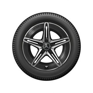 Mercedes-Benz 17 Zoll Alufelge, C-Klasse W206, 10-Speichen Design