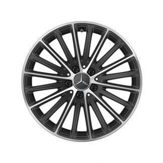 Mercedes-Benz 18 Zoll Alufelge, 10-Speichen Design, C-Klasse